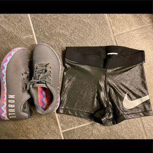 Nike Pro Shimmer Shorts
